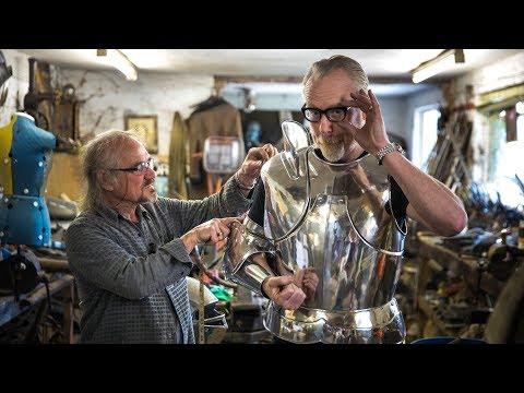 Adam Savage's King Arthur Armor Build, Part 7
