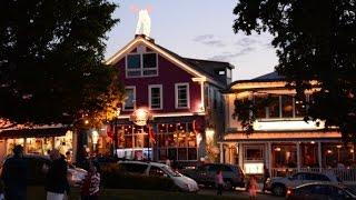 Follow the Tourists.. Inside Bar Harbor's Main Street