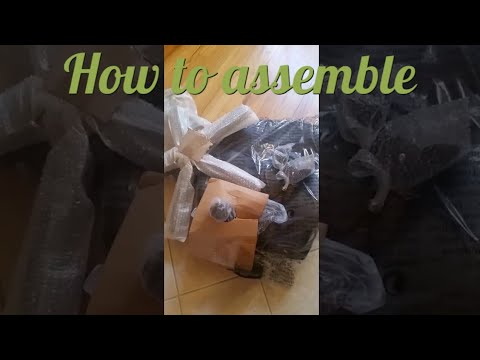 How to assemble the Verona Task Chair by Serta