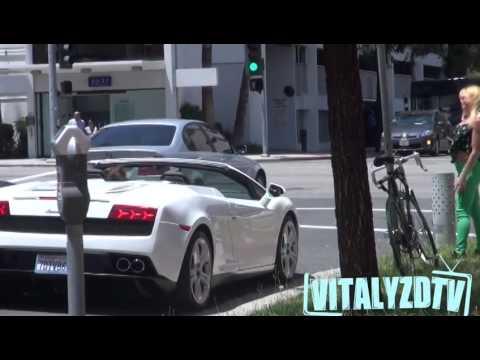 Τυπάς με Lamborghini δείχνει πόσο εύκολες είναι οι γυναίκες