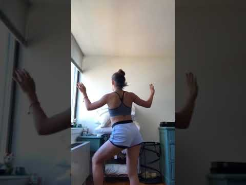 Camren Bicondova sexy dance, HD quality from facebook