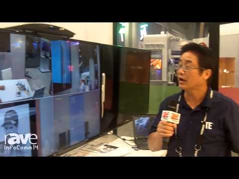 InfoComm 2014: ZTE Presents its T700 Series Video Conferencing System