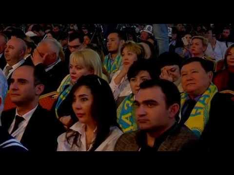 Hestourex 2017 - News Podcast by KTK TV Kazakhstan