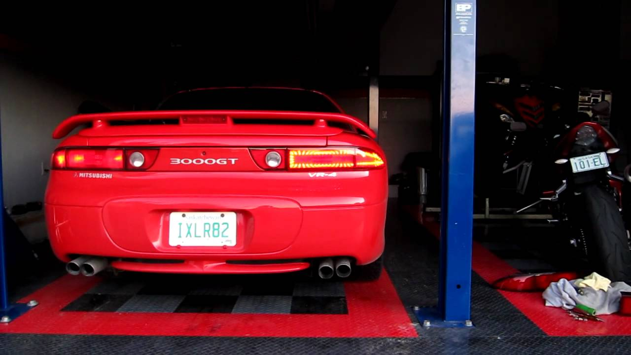 3000gt Fsxracing Com Modified Tail Lights Vid2 Youtube