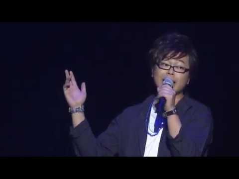 Kuroda Kanbei (Kazuyuki Okitsu) - Shijou No Hana (live)