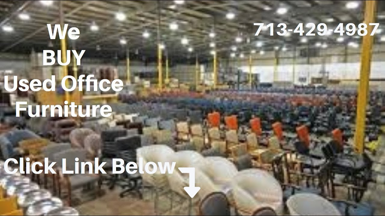 Used Office Furniture Houston Harwin