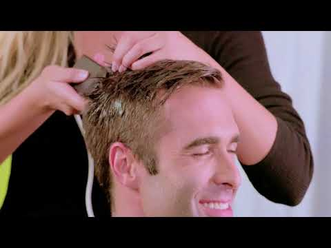 Hair analysis and scalp therapy treatment