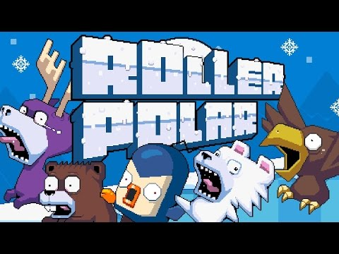 Roller Polar (by Nitrome) - iOS / Android - HD Gameplay Trailer