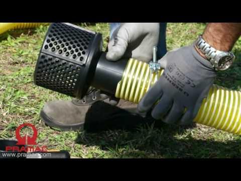 Бензинова помпа за чиста вода PRAMAC MP56-3 #e67FG7okVys