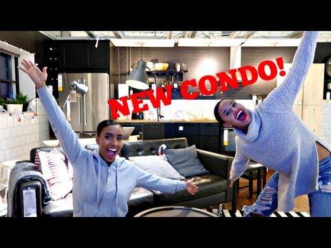 WE BOUGHT A CONDO!! VLOGMAS DAY 11/12