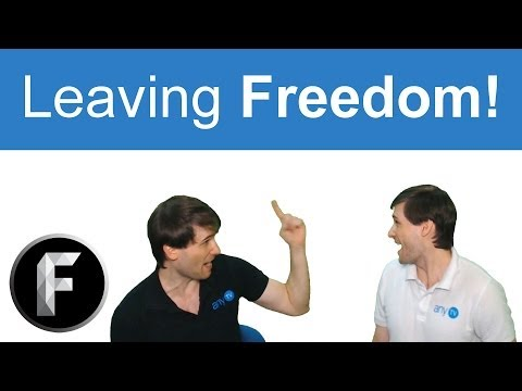 ★ How do I leave Freedom!?