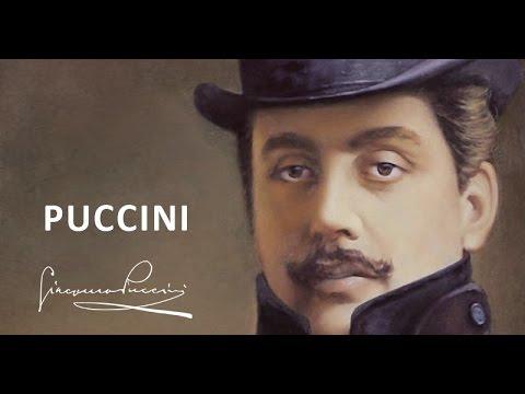 """Puccini -  """"Grandes Compositores"""""""
