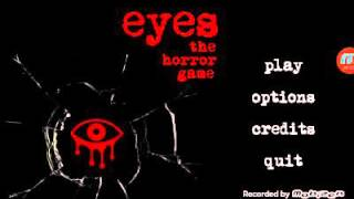 Ahahh Eyes The horr or game Scary