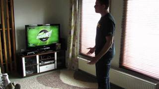 Kinect | Review Completo | Kinect Adventures - Gameplay