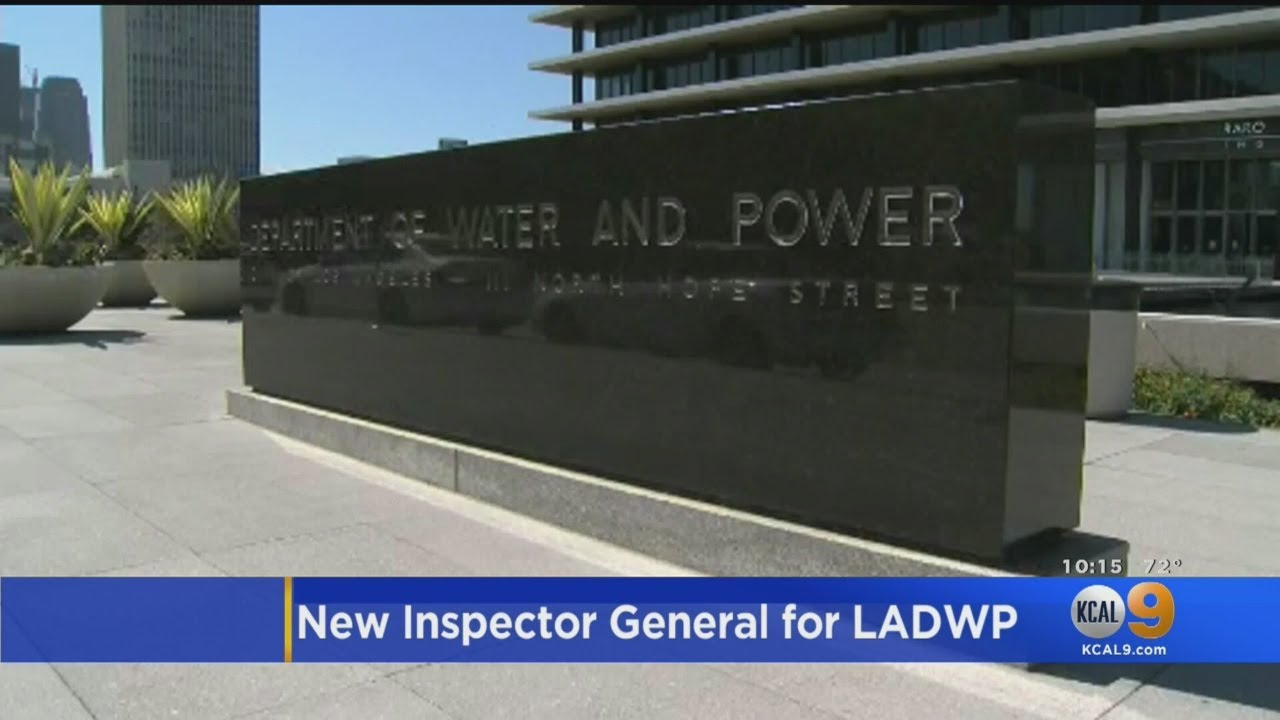 LADWP To Create Office Of Inspector General To Improve Accountability, Transparency