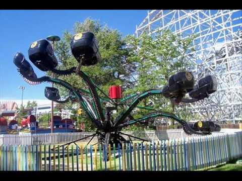 Elitch Gardens & Lakeside 2008 - YouTube