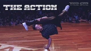 THE ACTION [PowerTricks]