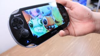 PlayStation Vita Gameplay With The Little Deviants