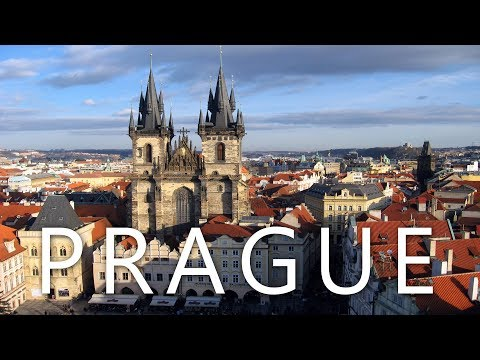Prague tourist attractions - 50 things to do in Prague, Czech Republic