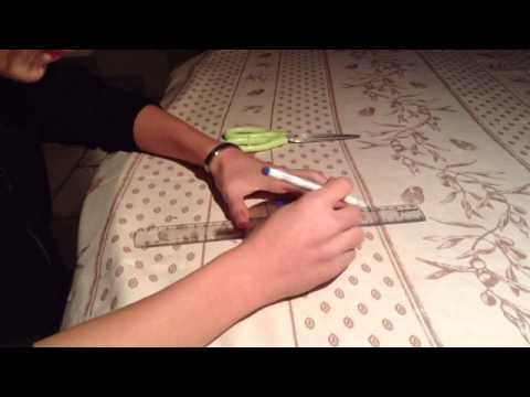 Fabriquer un shuriken faire un shuriken avec un vieux cd youtube - Fabriquer un range cd ...