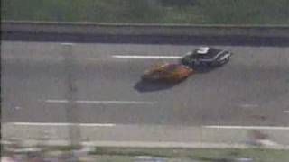 1992 Winston 500 - Earnhardt Playin With Pace Car
