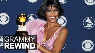 Whitney Houston Wins Best R&B Vocal Performance At The 2000 GRAMMYs | GRAMMY Rewind