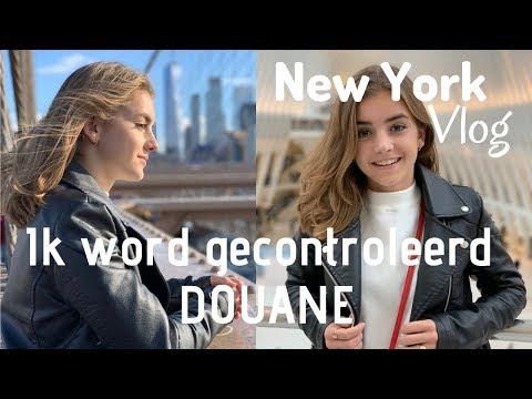 IK KOM NIET DOOR DOUANE - NEW YORK VLOG   R O S A L I E