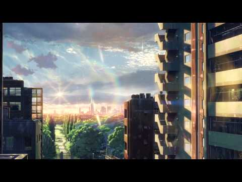 The Garden of Words Ending Credits HD
