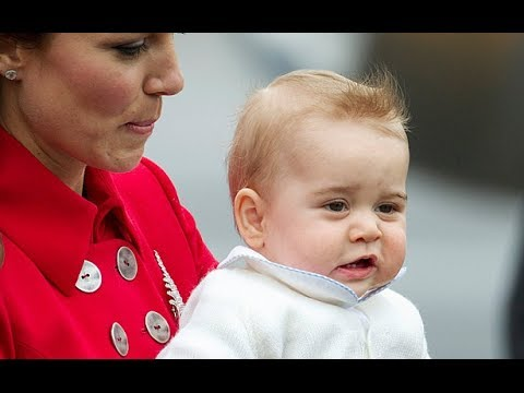 Royal tour: how 10 families were chosen to meet Prince George