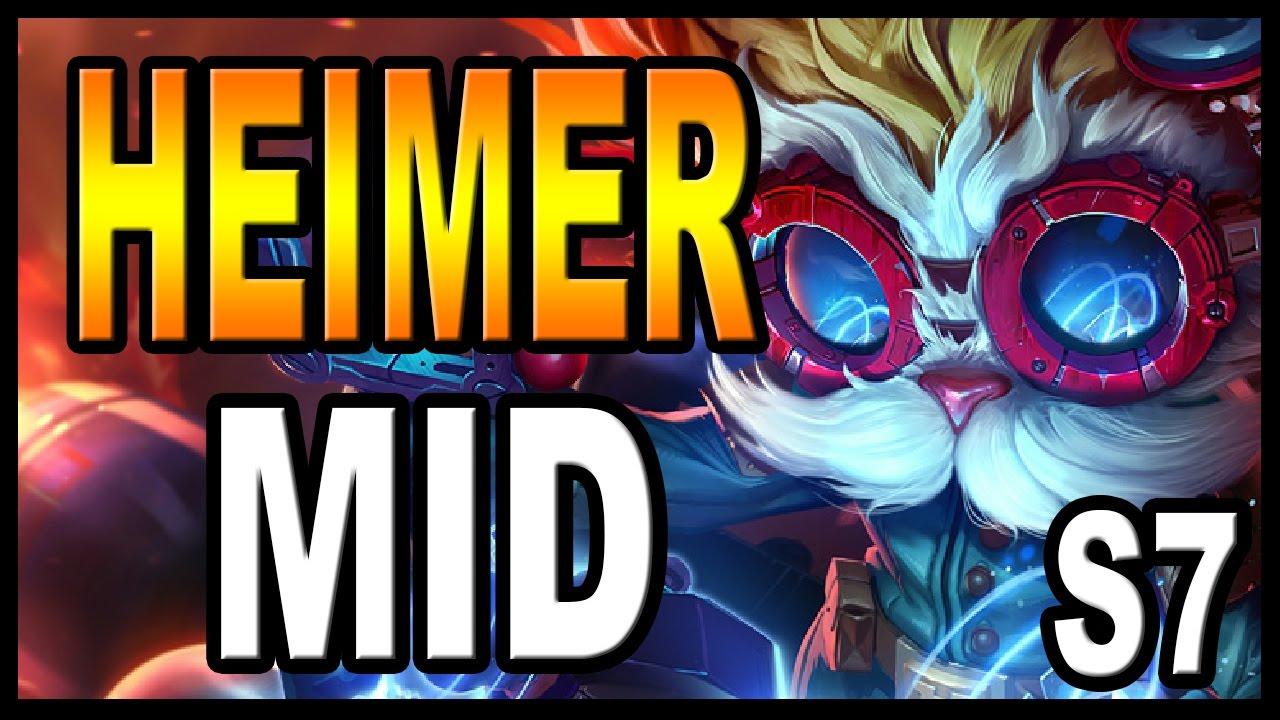 Build Heimerdinger Mid