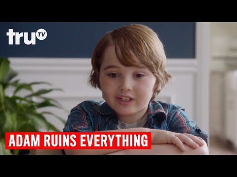 Adam Ruins Everything - The Disturbing History of the Suburbs | truTV
