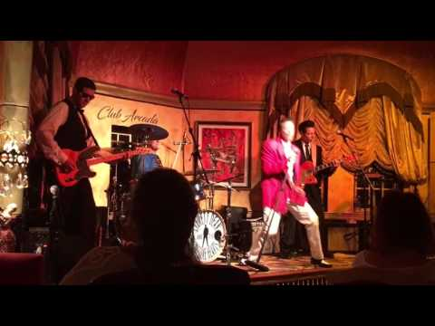 Red Hot Rockabilly: Everett Dean sings Jailhouse Rock