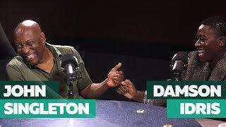 Snowfall's John Singleton Remembers 2Pac & Damson Idris Tells A CRAZY LA Police Story