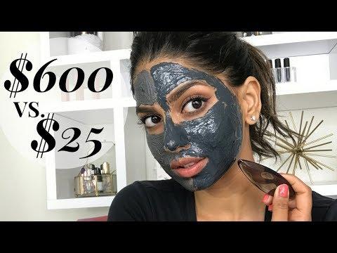 $600 Face Mask vs. $25