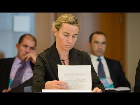 LIVE: EU Foreign Affairs Council holds extraordinary meeting on Ukraine