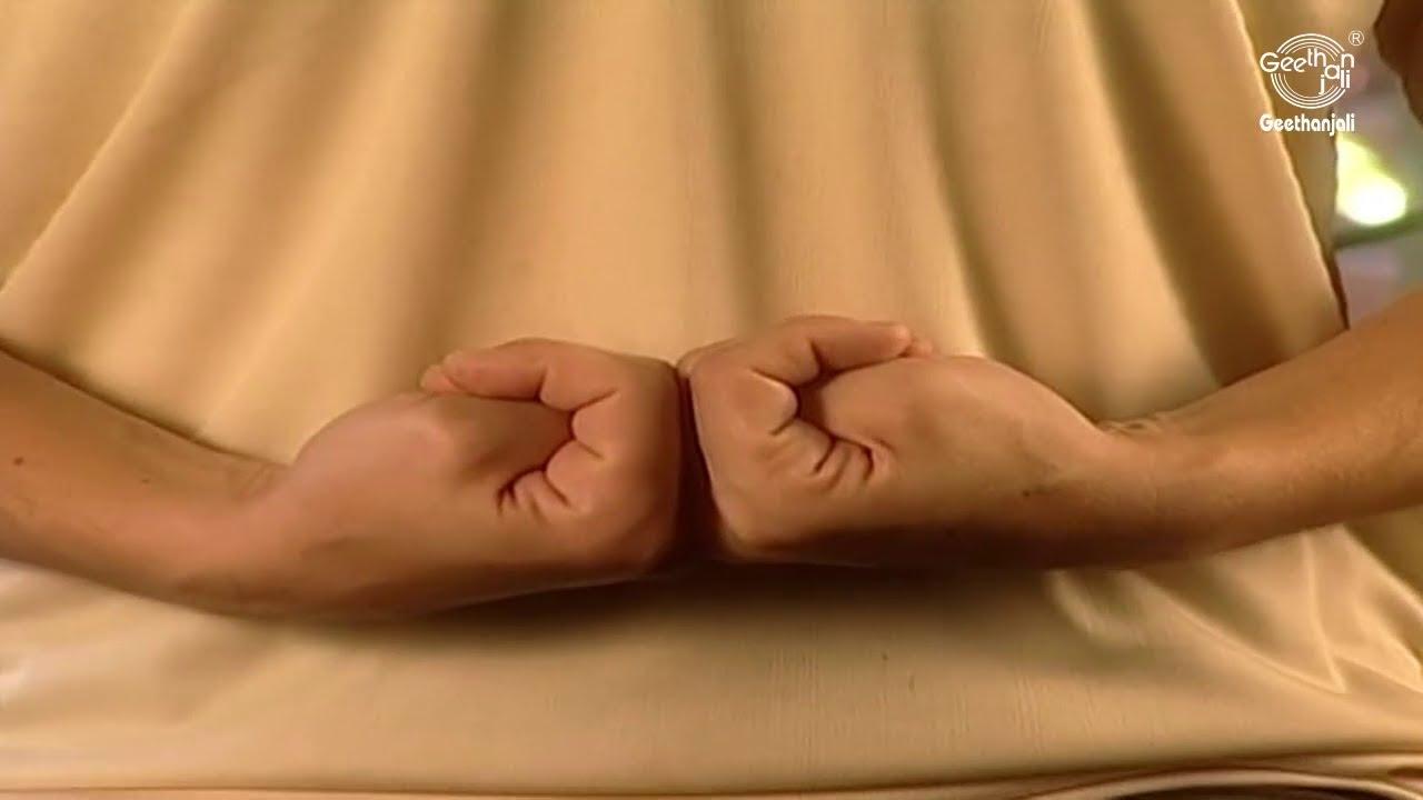 Yoga Exercise For Beginners In Tamil ஆரம ப ந ல ய க பய ற ச கள Brahma Mudra Youtube