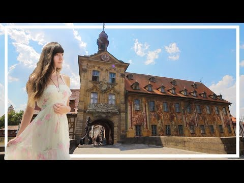Bamberg, Germany is straight out of a FAIRYTALE - Budget Travel Vlog