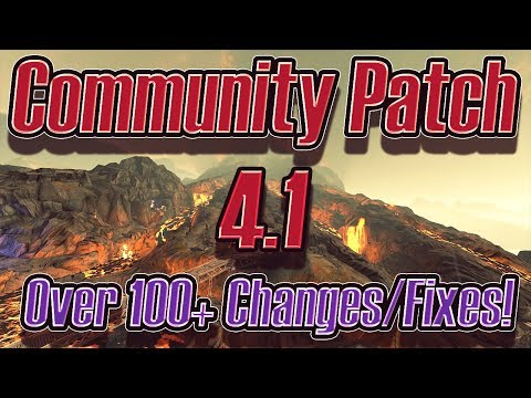 Borderlands 2's Unofficial Community Patch 4.1! 100+ Changes With A New Tutorial!