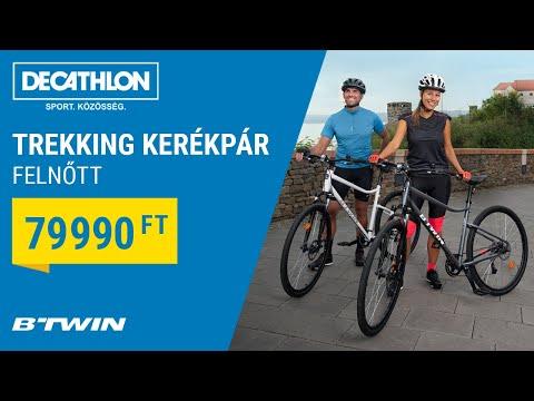 1196a2bd4 Decathlon B twin Riverside 500 trekking kerékpár - Decathlon Magyarország -  imclips.net