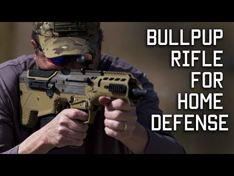 Bullpup rifle for home defense | Desert Tec MDR | Tactical Rifleman thumbnail