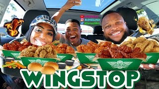 Wing Stop in California