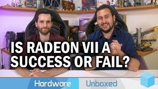 Jan 2019 Q&A [Part 1] Is Radeon VII A