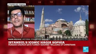 Istanbul's Hagia Sophia reconversion to a mosque 'used to divide Erdogan's opposition'