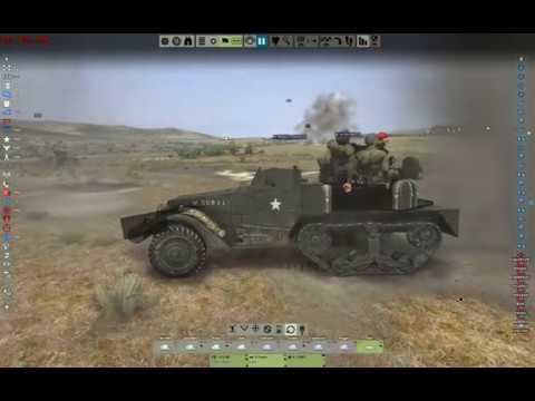 Tank Warfare Tunisia 1943 Начало кампании |