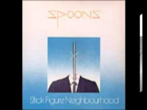 Spoons - Stick Figure Neighbourhood - Full Album