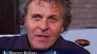 Manuela Biancospino intervista  Renzo Rosso alla Diesel Farm