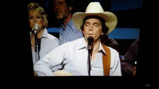 amarillo by morning hee haw 1983 george strait