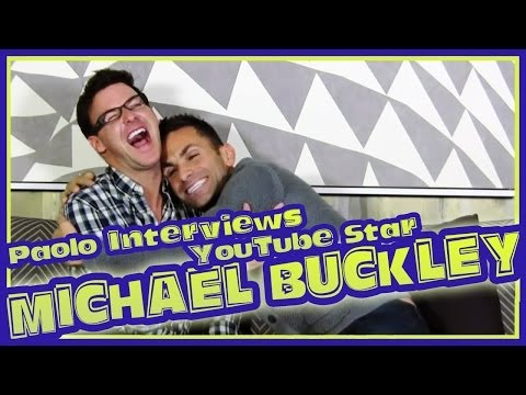 Interview with YouTube Star Michael Buckley!