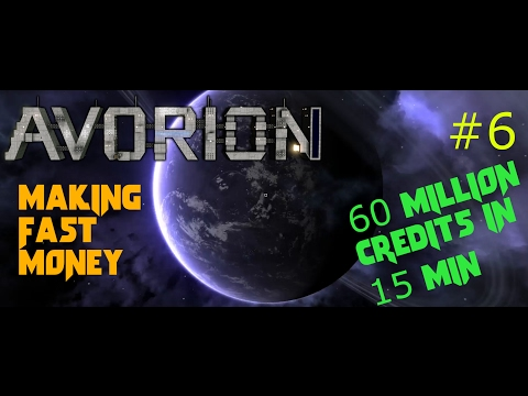Avorion #6 Making Fast Money