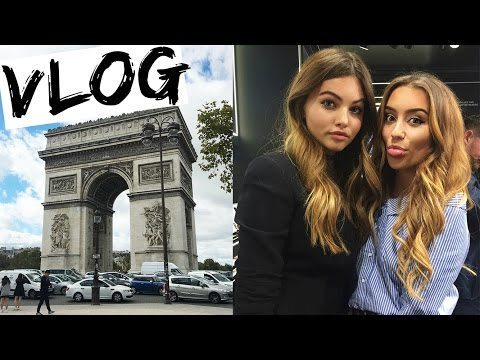 VLOG | PARIS FASHION WEEK